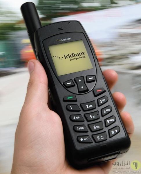 تلفن ماهواره ای چیست؟ خط تلفن ماهواره ای