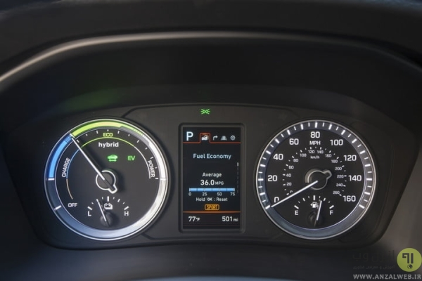 خودروی هیبریدی چگونه کار می کند؟