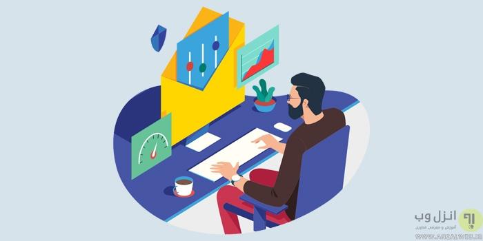 بهترین برنامههای مدیریت ایمیل ویندوز 10 ، 8 و 7