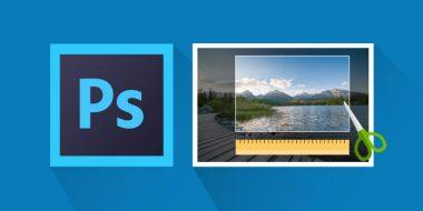 آموزش 3 روش برش عکس و انتخاب قسمتی از آن در فتوشاپ