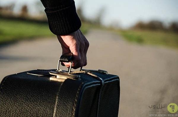 نکاتی که در سفر باید رعایت کرد