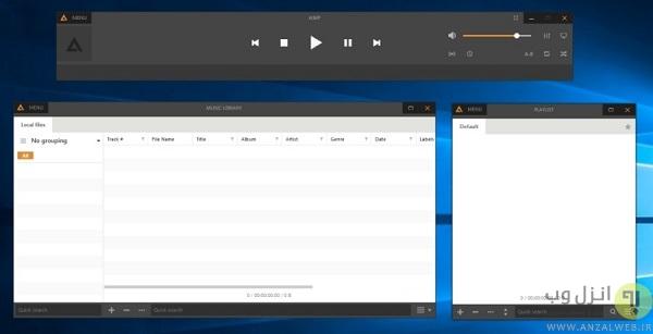 دانلود موزیک پلیر برای ویندوز 7