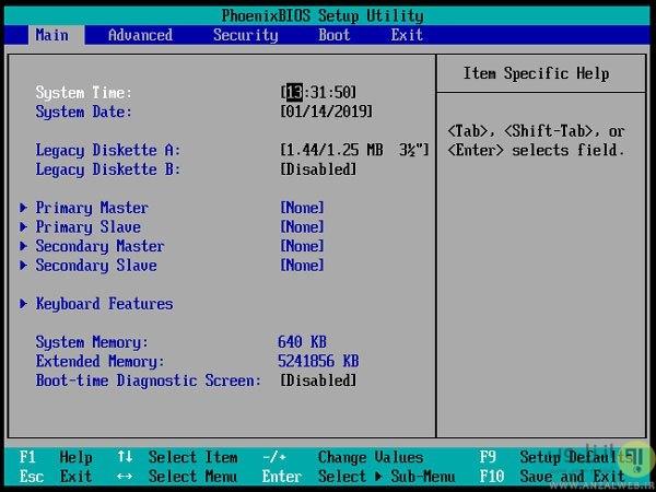 %رفع ارور Windows Resume Loader در ویندوز