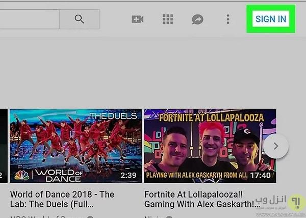 چگونه یک کانال یوتیوب بسازیم