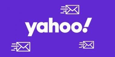 تصویری ارسال ایمیل در یاهو