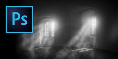 تنظیم نور و معرفی 4 افکت نوری در فتوشاپ