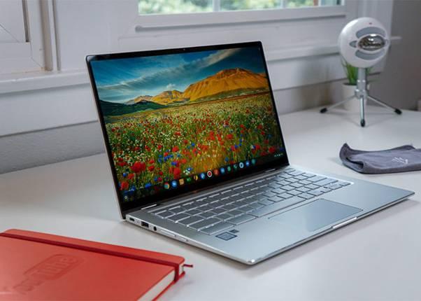 لپ تاپ ایسوس Asus Chromebook Flip C434