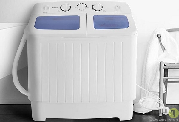 راهنمای خرید ماشین لباسشویی دوقلو
