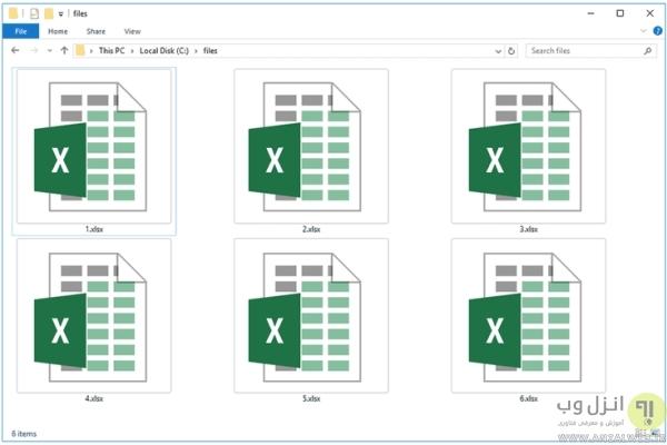 فایل xls/xlsx چیست؟ تبدیل اکسل به VCF رایگان