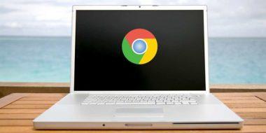 حل مشکل سیاه شدن صفحه گوگل کروم