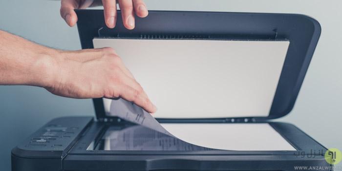دستگاه اسکنر و اسکن عکس و.. در کامپیوتر