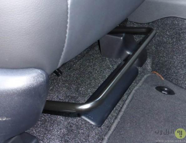 بهترین روش تنظیم صندلی ماشین