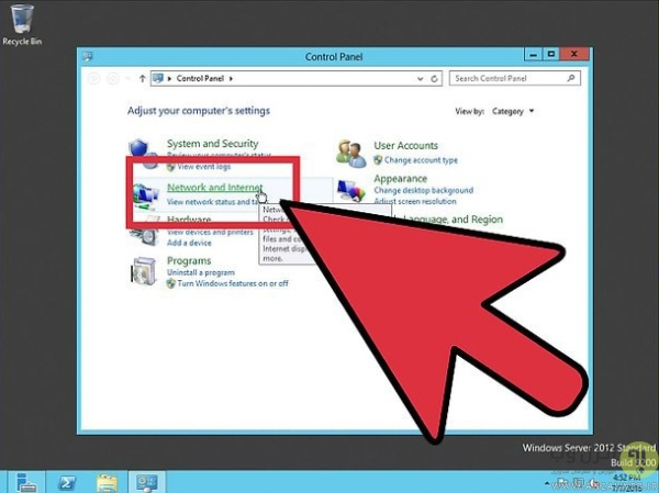 پیکر بندی پارامتر های شبکه بعد از نصب ویندوز سرور 2012، 2016 و 2019 و..