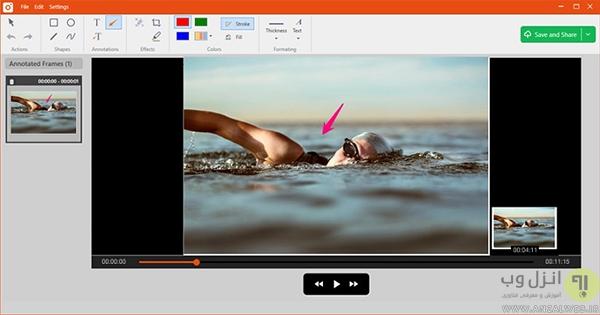 نرم افزار فیلم گرفتن از دسکتاپ ویندوز