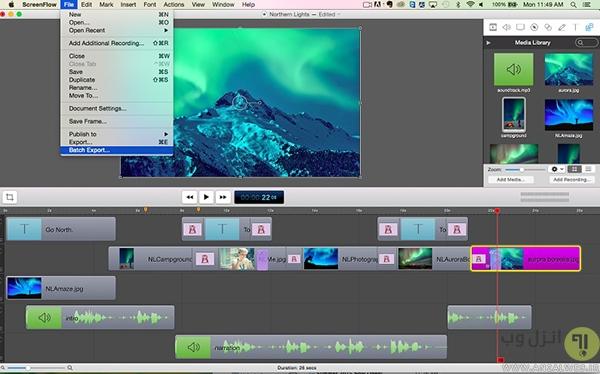 فیلمبرداری از صفحه نمایش در ویندوز