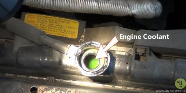 روش کار بخاری ماشین