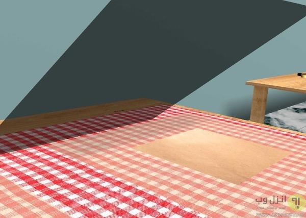 نحوه ساخت لوستر پوسته کاغذی