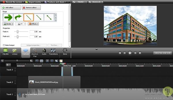 بهترین نرم افزار فیلمبرداری از دسکتاپ با صدا