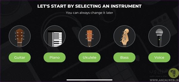 برنامه پیانو برای آیفون