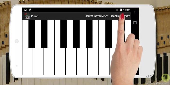 بهترین برنامه های شبیه ساز و آموزش پیانو اندروید و آیفون