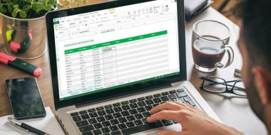 آموزش روش خروجی گرفتن از اکسل (Excel)