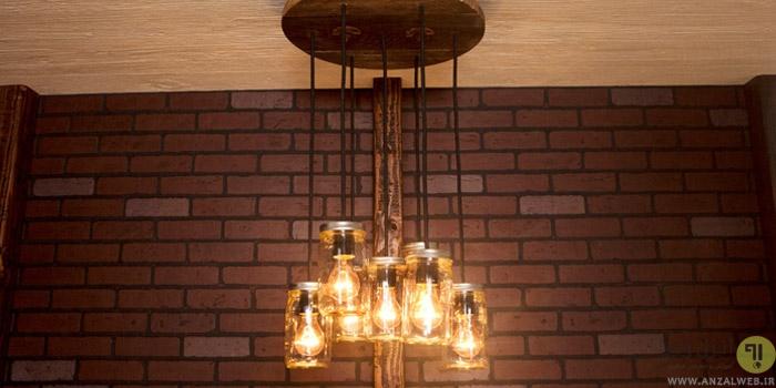 ساخت لوستر در خانه : مدرن تا ساده و شیک