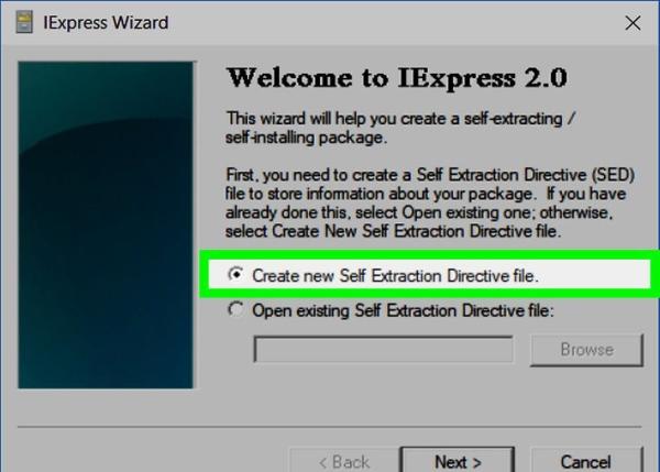 روش ساخت EXE Installer ( ساخت برنامه exe)