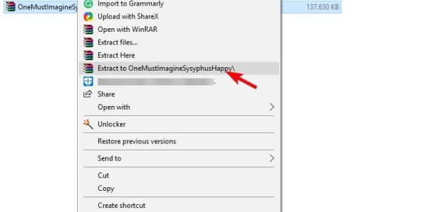استفاده از ابزار Archive برای رفع ارور کپی نشدن فایل در فلش