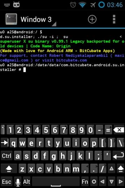 برنامه Superuser X [L] برای روت اندروید بدون کامپیوتر