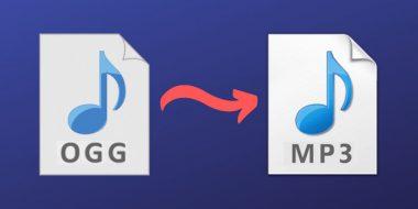 تبدیل فایل OGG به MP3 آنلاین