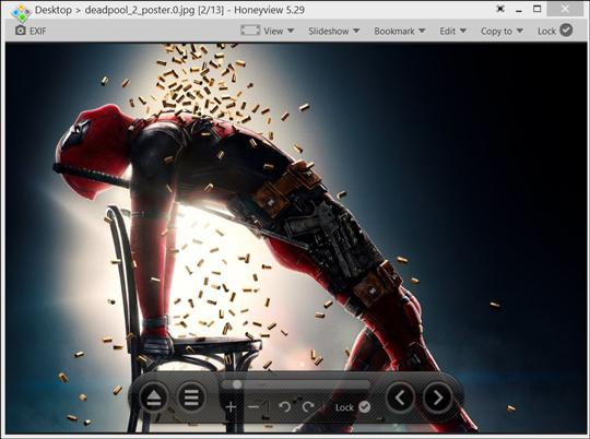 مرورگر عکس ویندوز