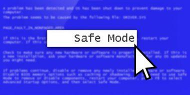 خارج شدن از حالت Safe Mode ویندوز 10 ، 8 و 7