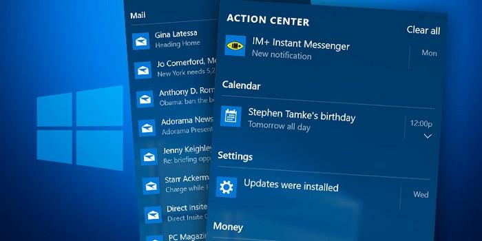 Action Center ویندوز چیست؟ آموزش نحوه تنظیم ، شخصی سازی ، غیر فعال کردن و..