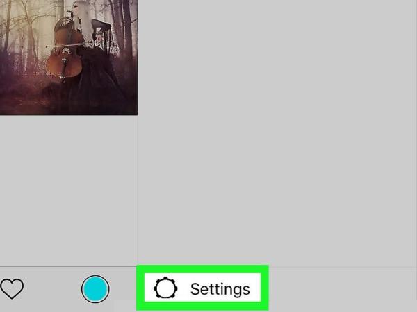 مخفی کردن عکس های تگ شده در پروفایل خود در آیفون