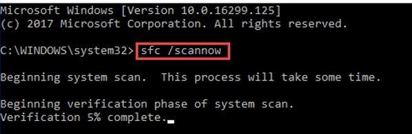 حل ارور Msvcp120.dll با بررسی فایل های سیستمی