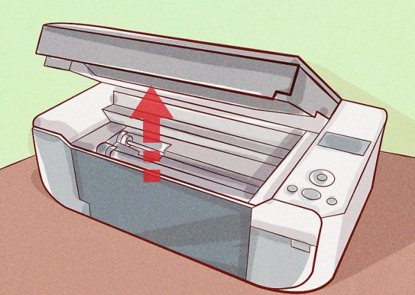 رفع ارور Paper Jam بدون گیر کردن کاغذ