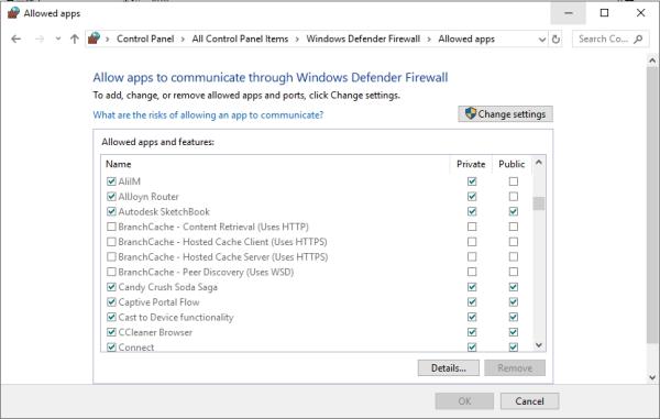 حل مشکل Unable to Initialize Steam API با بررسی تنظیمات فایروال و آنتی ویروس ویندوز 7 و..