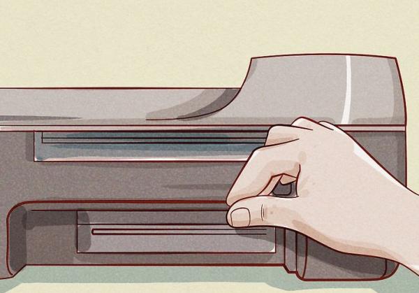 رفع مشکل Paper Jam در پرینتر جوهر افشار رومیزی
