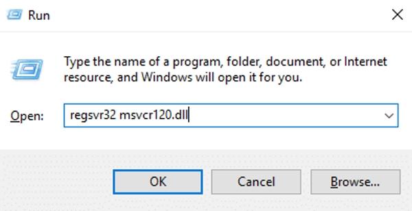 نصب دستی MSVCR120.dll برای حل مشکل خطای Msvcp120.dll