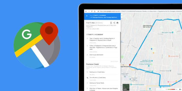 آموزش ذخیره ، علامت گذاری و ایجاد مسیر دلخواه در گوگل مپ
