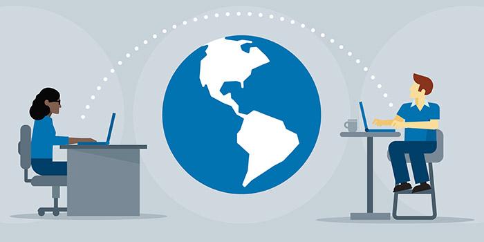 اشتراک گذاری اینترنت در شبکه ویندوز 10 ، 8 و 7