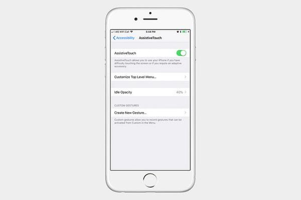 بالا بردن کیفیت اسکرین شات ایفون