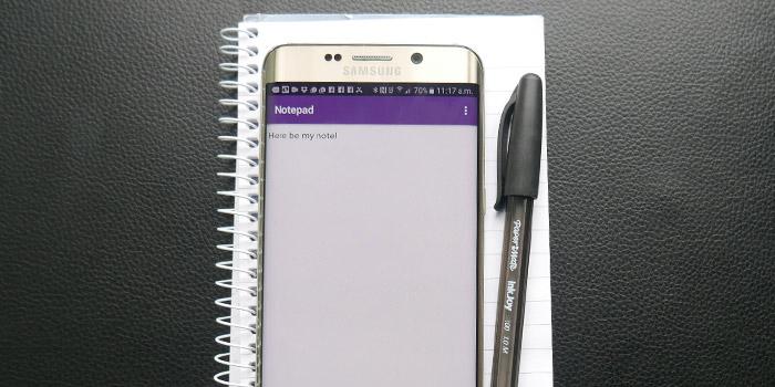 مشاهده ، ویرایش و ساخت فایل تکست (TXT) در اندروید