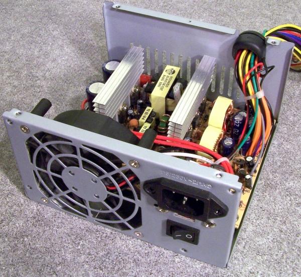 تست و تعمیر پاور کامپیوتر گرین و..
