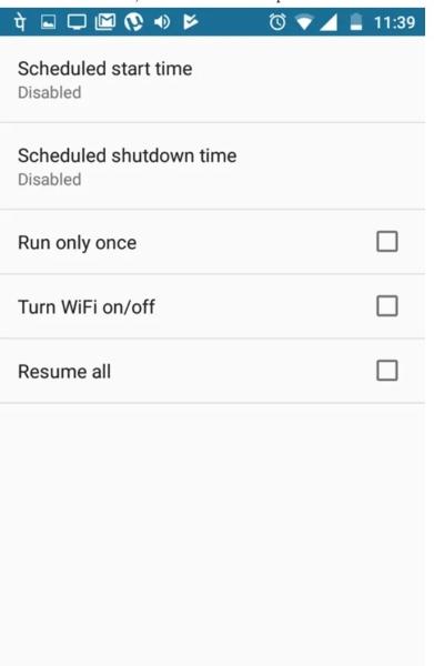 دانلود نرم افزار برای زمانبندی دانلود شبانه اندروید برای زمان بندی دانلود از تورنت (دانلود منیجر زماندار اندروید)
