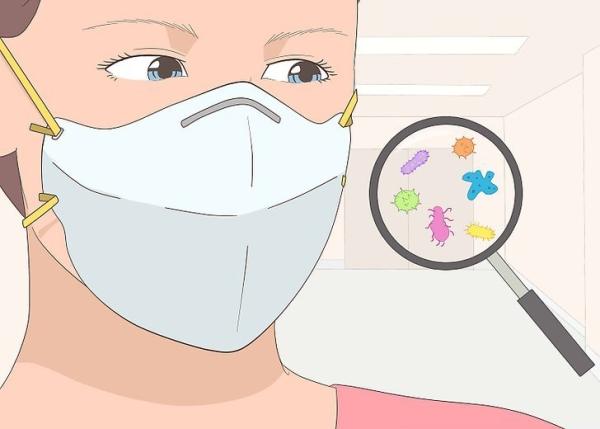 نکاتی راجب ماسک تنفسی پزشکی (ماسک زدن در هوای آلوده)