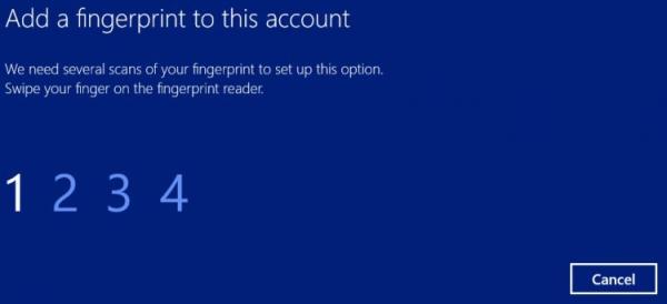 چگونه اثر انگشت لپ تاپ را فعال کنیم؟ آموزش برای ویندوز 8 و 8.1