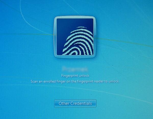 نحوه فعال سازی حسگر اثر انگشت لپ تاپ در ویندوز 7