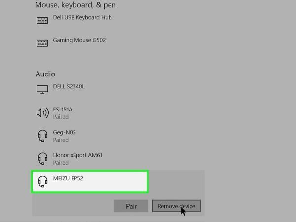فعال کردن بلوتوث لپ تاپ در ویندوز 10 و..