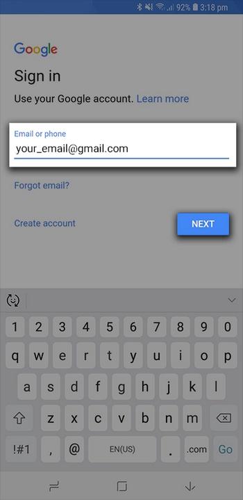 مشکل دانلود نشدن برنامه از گوگل پلی